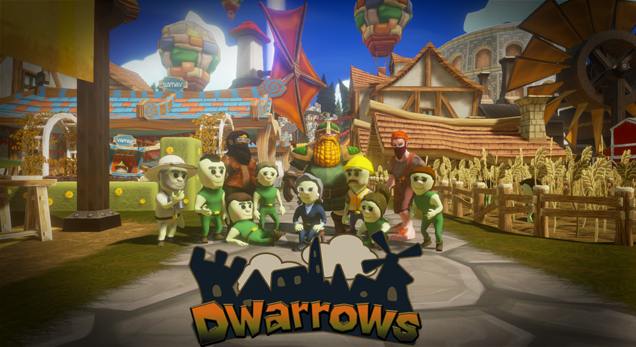 Dwarrows - group picture!